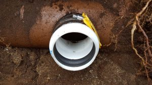 Water Drainage Fix